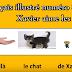 Le français illustré numéro 8 : Xavier aime les chats
