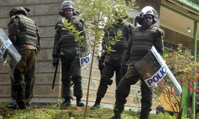 Kenyan police arrest 17 Nigerians over claims of questionable immigration status