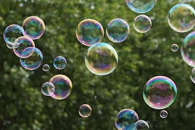 Cara Membuat Efek Gelembung (Bubble) Pada Cursor Blog