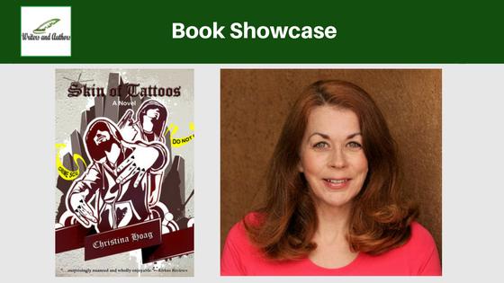 Book Showcase: Skin of Tattoos by Christina Hoag