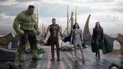 Thor Ragnarok Scene Not In Trailer Screenshot
