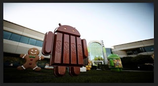The next version of Android will be called as Android 4.4 KitKat.