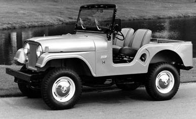 Kaiser Jeep Cj on 1965 Kaiser Jeep Military