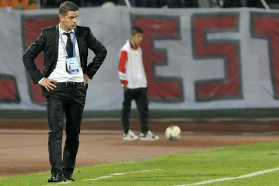 Flavius Stoican has resigned from his post as coach of Dinamo București