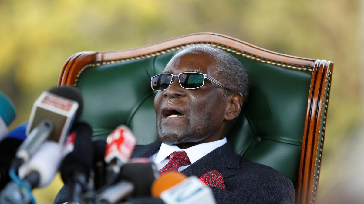 Latest Report On Mugabe's Health
