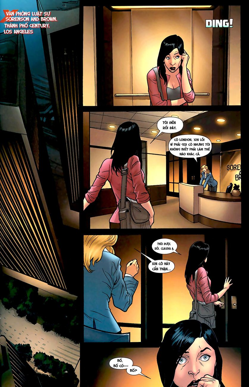 X-Men Necrosha chap 5 trang 29