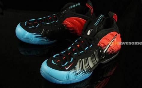 """info for 114f0 1e714 Here is a new detailed images from soleawesome (code DjDelz for 10 off) of  the Nike Air Foamposite Pro """"Spiderman"""" Sneaker, no release date yet but  will ..."""