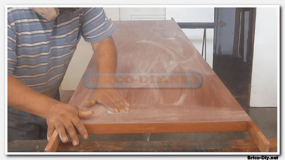 Como pintar puertas de madera nuevas y antiguas web del for Pintar marcos de puertas