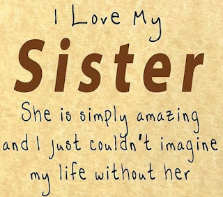 Sister Status For Whatsapp, Short Sister Status Quotes, Sweet Sister Quotes