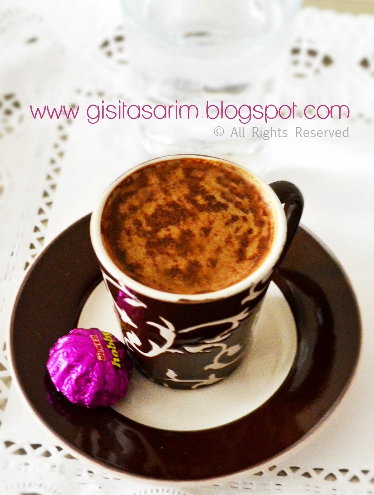 Sütlü Kahve Nasıl Yapılır