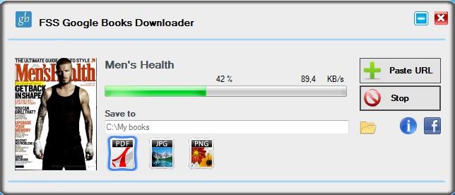 FSS Google Books Downloader (Freeware)