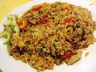 Resep Membuat Nasi Goreng Cabe Setan Special