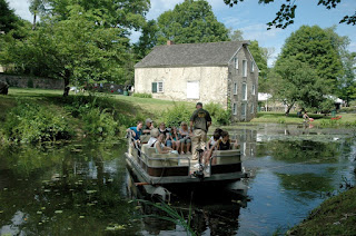 Waterloo Village Canal Heritage Days Continue this Saturday at 19th Century Canal Town