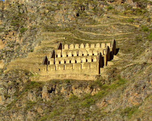 Qullqa del imperio incaico