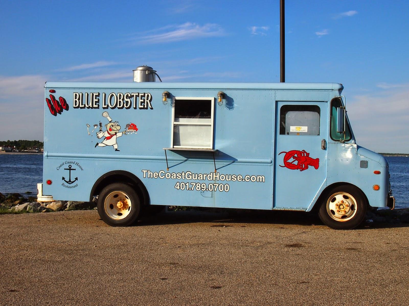 lobster truck