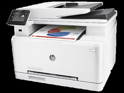 HP LaserJet Pro M277dw Descargar Driver Impresora Gratis