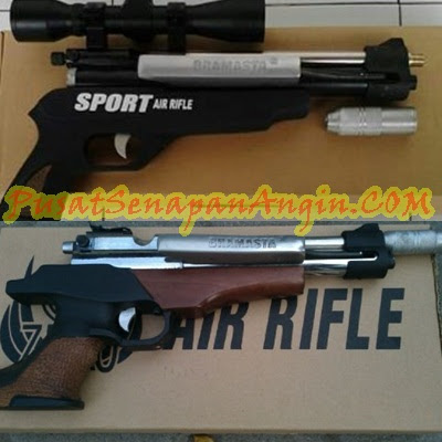 Jual Senapan Angin Mini Model Pistol Bramasta