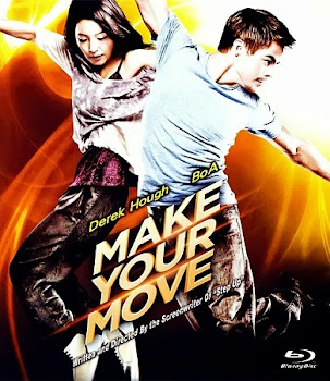 Poster Of Hollywood Film Make Your Move (2013) In 300MB Compressed Size PC Movie Free Download At worldfree4u.com