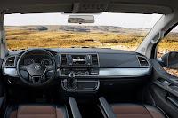 Volkswagen Transporter Multivan PanAmericana (2016) Dashboard