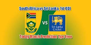 Match Prediction Tips by Experts RSA vs SL 1st ODI