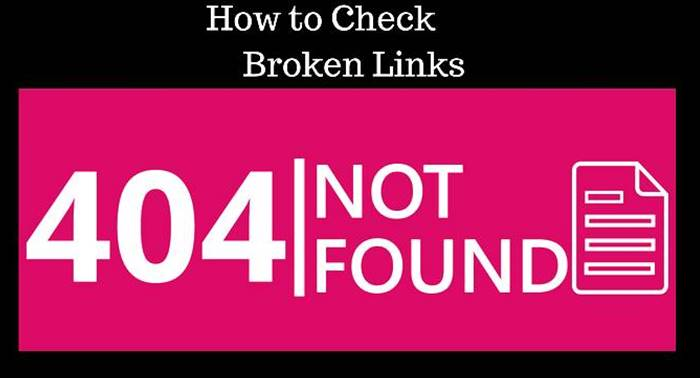 10 popular broken link checker tool