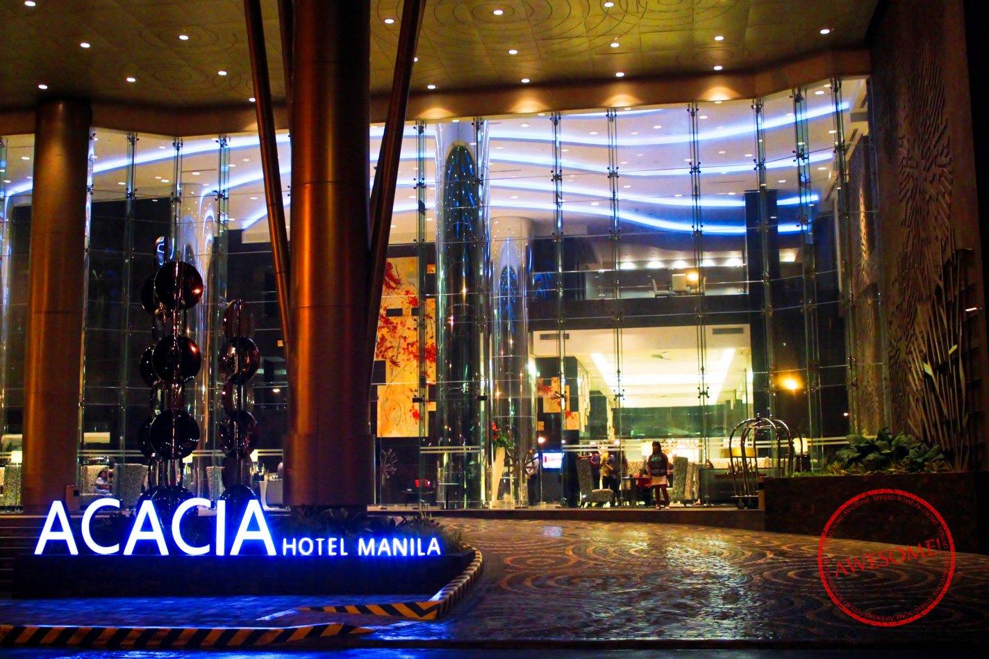 Millie Morales Acacia Hotel Manila Review