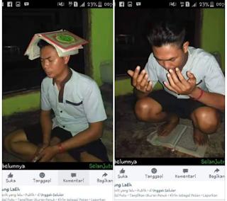 Setelah Menjadi Buronan Warga Muslim Yang Marah Pemuda Penginjak  dan Penghina Al Quran Ketakutan dan Meminta Maaf ! - Commando