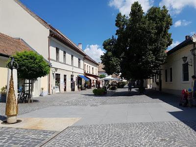 Szentendre, un bonito pueblo de Hungría