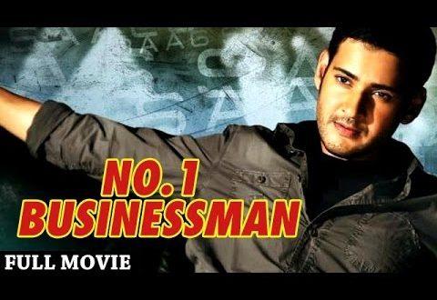No. 1 Business Man 2012 Hindi Dubbed 720p & 480p HDRip Download