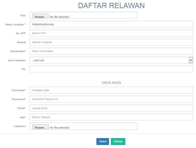 Tambah data dengan gambar codeigniter