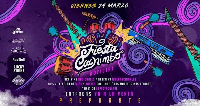 Fiesta Cachimbo 2019 - 29 de marzo