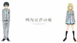 Shigatsu wa Kimi no Uso | Sub. Español | BD | 720p MEGA