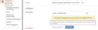 Cara Mengganti Domain Blogspot Menjadi .COM di Niagahoster 1