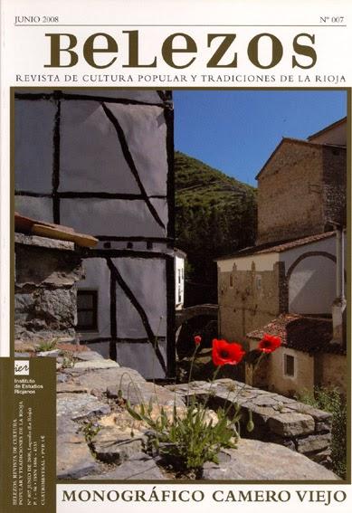 """""""Belezos. Revista de cultura popular y tradiciones de La Rioja""""."""