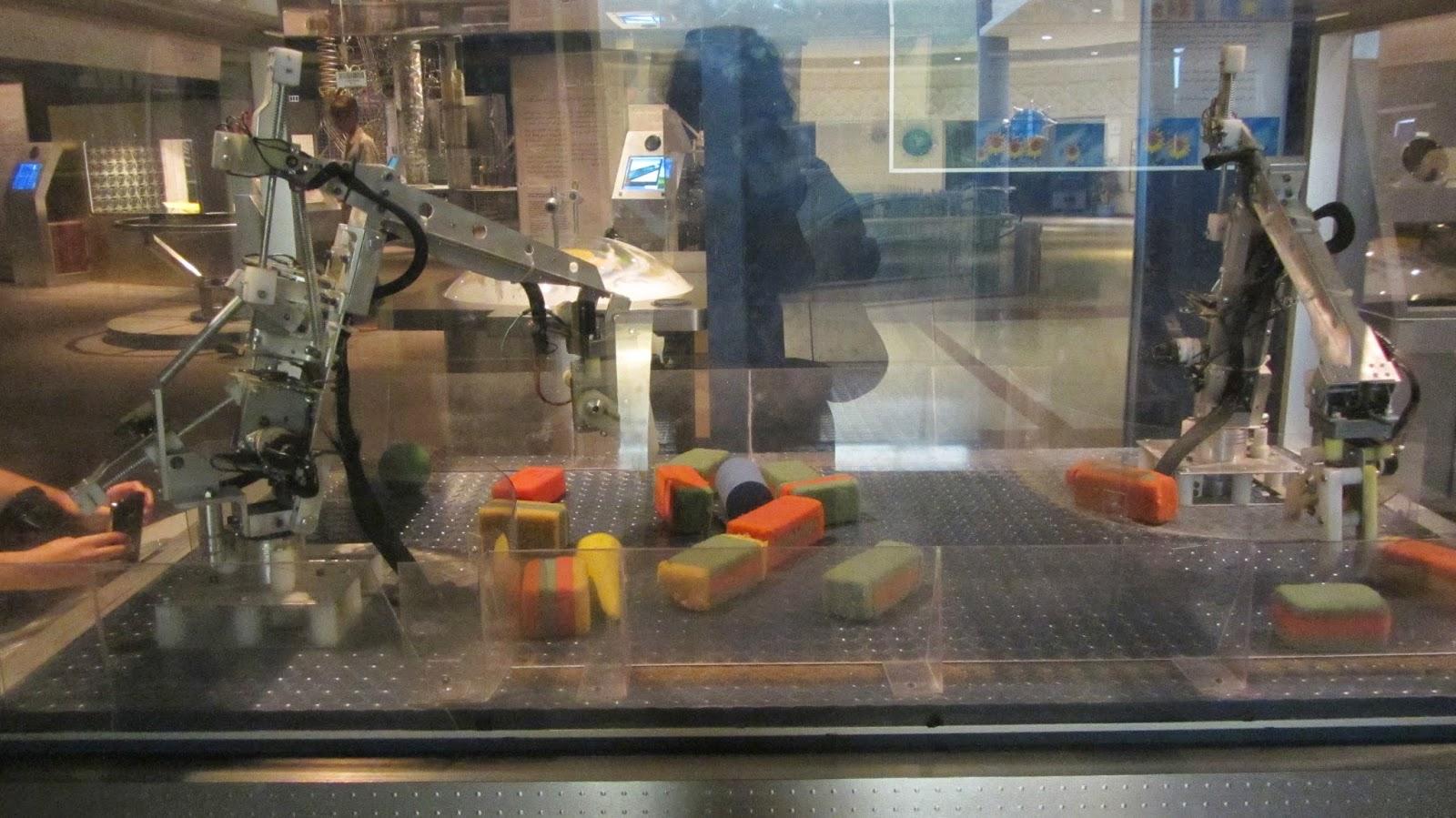 Scitech Saudi Arabia Al-Khobar robotic arm blog