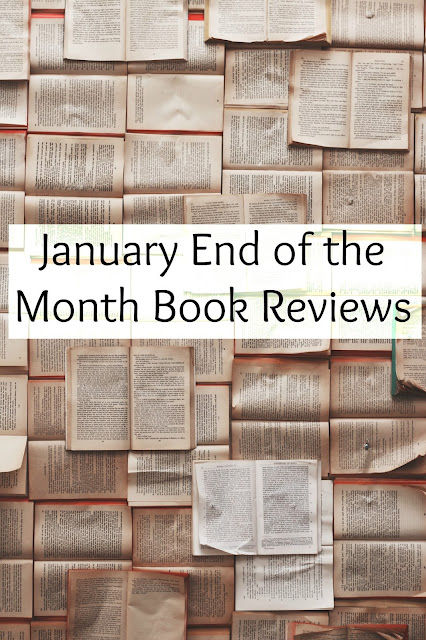 January End of the Month Book Review