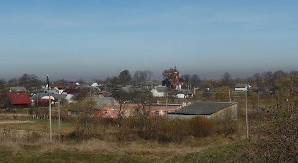 Село Долишнее Стрыйского района