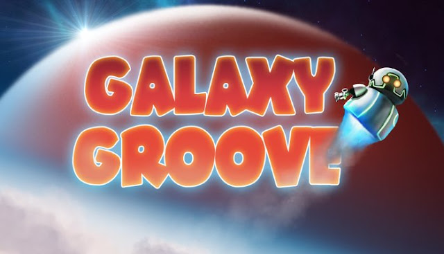 Galaxy Groove Lite Juego Gratis estilo (dash geometry dash)