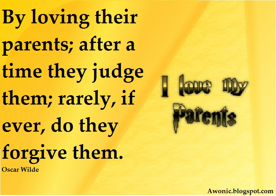 parents quotes from children - photo #20