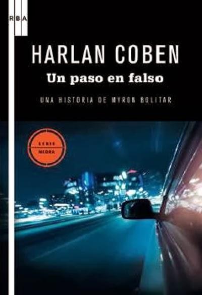 Un paso en falso – Harlan Coben