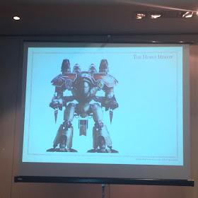 Battle Bunnies God Machines Of The Titanicus Seminar And Secutarii
