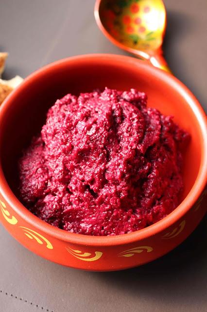 caviar de betterave rouge Moscou