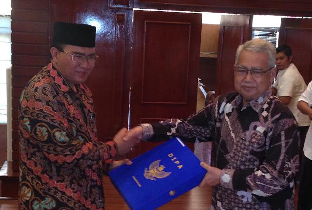 DIPA Aceh 2016 Sebesar Rp34 Triliun Lebih