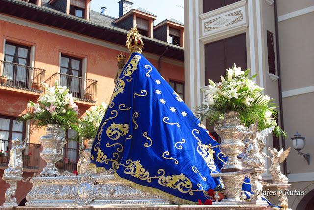Virgen de la Encina, Ponferrada