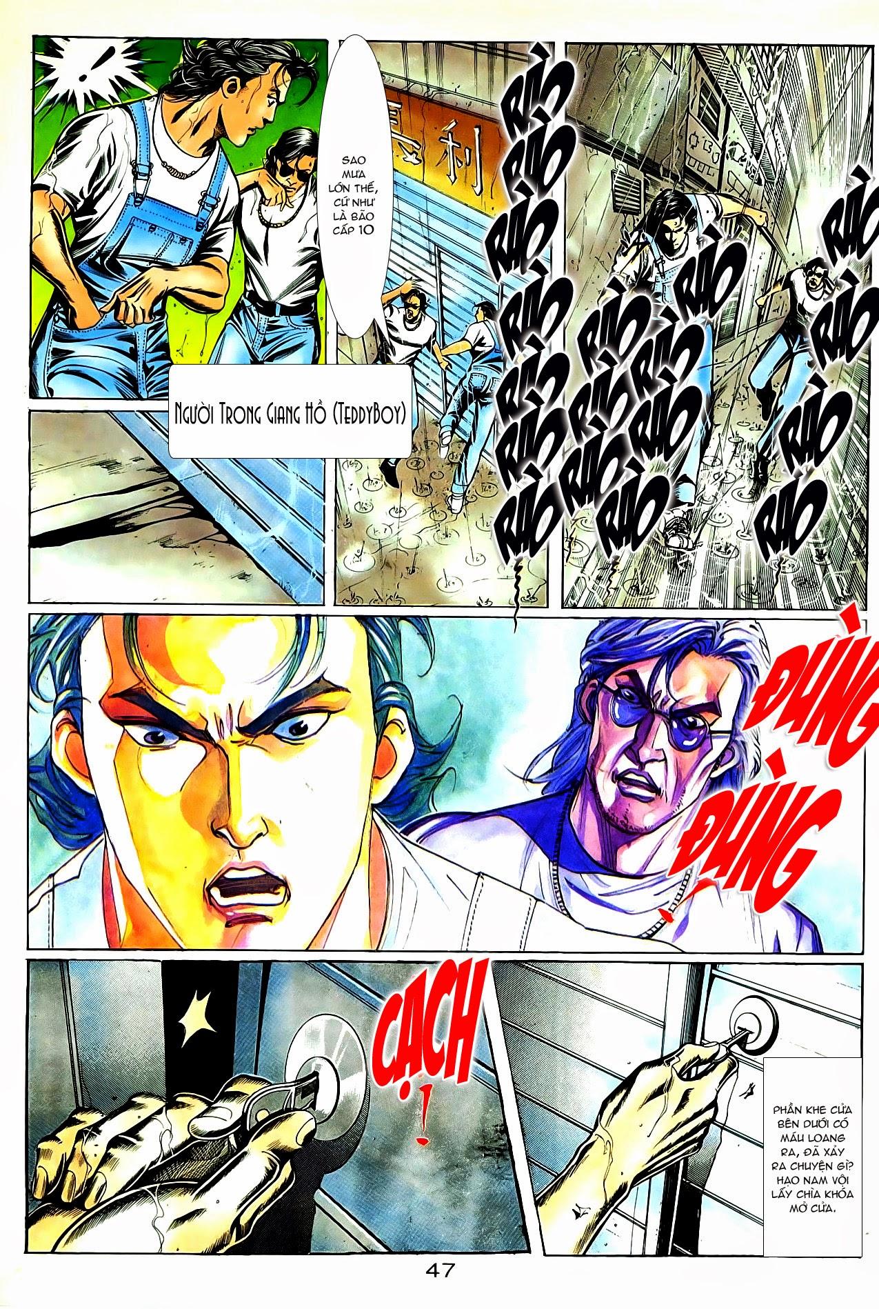 Người Trong Giang Hồ chapter 85: diệt môn trang 20