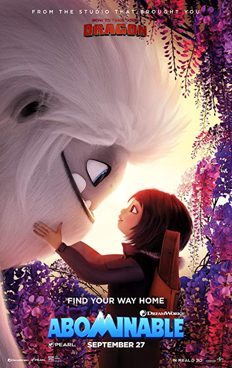 Abominable (2019) English 720p HDCAM 800MB Download