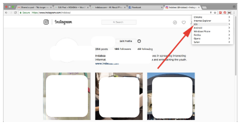 How To Upload Instagram Photos From Mac