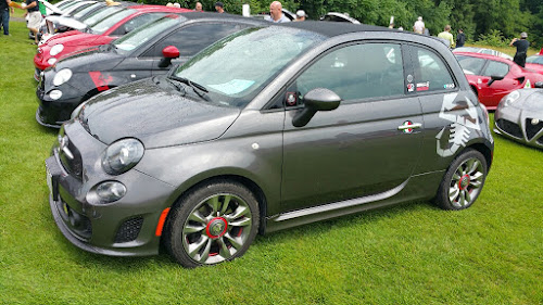 Abarths at Freakout