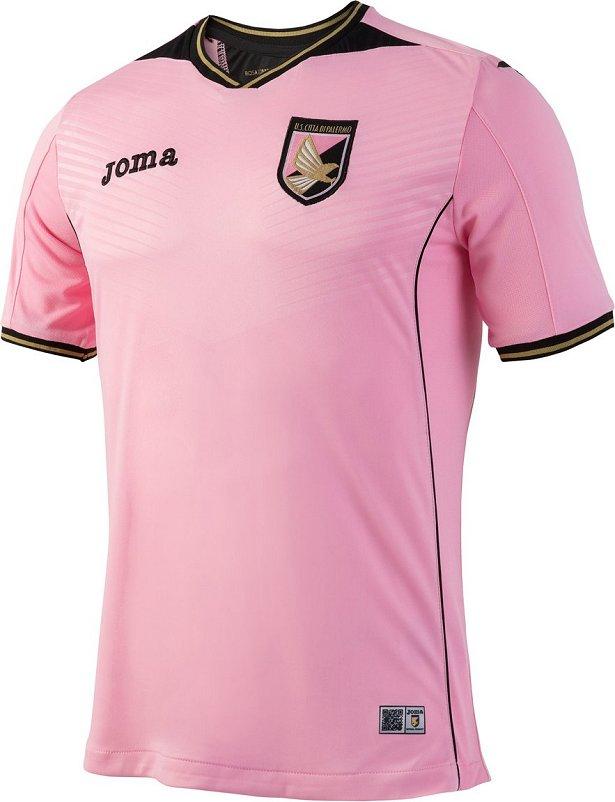 25ac046882 Joma apresenta novas camisas do Palermo - Show de Camisas
