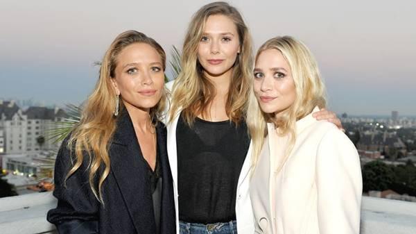 fakta elizabeth olsen twins sisters